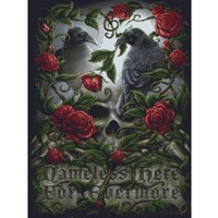 Sorrow For The Lost Cross Stitch Kit