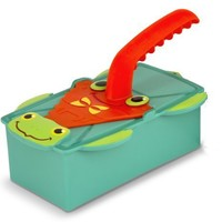 Melissa & Doug Sunny Patch Sand Brick Maker and Trowel Set