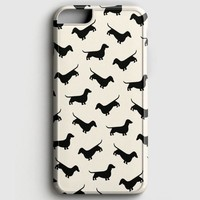 Dachshund Weiner Dog iPhone 6/6S Case