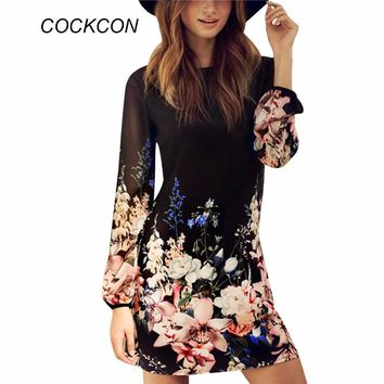 Commemorative Bell Sleeve Dress Casual Femininos Crochet Floral Lace Embroidery Dresses Sheer Boho Dresses
