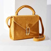 Cooperative Suede Structured Satchel