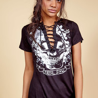 Rebel Soul Graphic T-Shirt