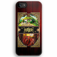 Classic Vintage The Hobbit typograph apple iphone 5, iphone 4 4s, iPhone 3Gs, iPod Touch 4g case, Available for T-Shirt man and woman by Troycesar