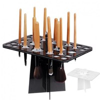 Fashion New Fashion Professional Makeup Brush Holder Hanging Dry Cleaning Cosmetic Brush Tool