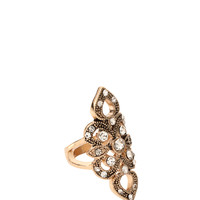 Pieces Helle Jade Stone Ring