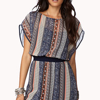 Boho Darling Shift Dress