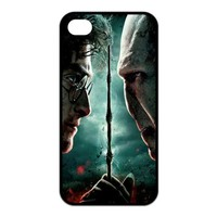 FashionFollower Customize Movie Series Harry Potter Hot Phone Case Suitable For iphone4/4s IP4WN40221