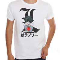 Death Note Chibi L T-Shirt