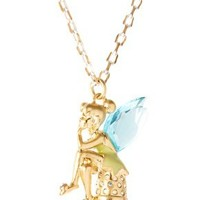 Disney Couture Tink Necklace at asos.com