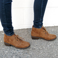 IRREGULAR SIZE 6 AND 6.5 Dirty Laundry Pitch Tan Vegan Desert Boots
