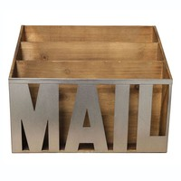Mail 3-Slot Caddy