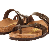 Birkenstock Mayari Golden Brown Birko-Flor™ - Zappos.com Free Shipping BOTH Ways