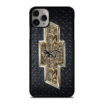 BROWNING CHEVY CAMO iPhone Case Cover