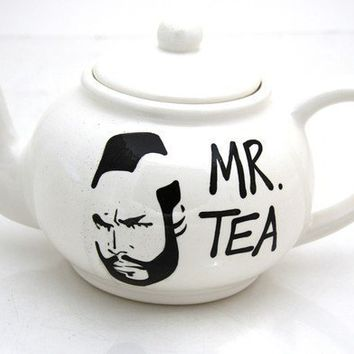 Mr.  T Tea Teapot