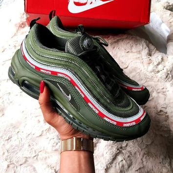 2018 Original NIKE AIR MAX 97 OG X UNDFTD Fashionable casual shoes sports shoes
