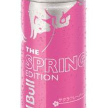 Sakura Red Bull Spring Edition