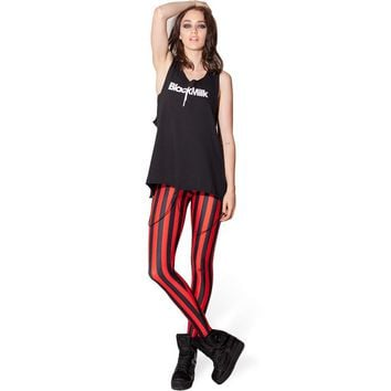 Atomic Red Beetlejuice Leggings