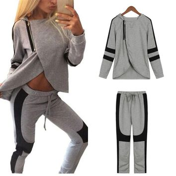 Gossy Hooded tracksuit