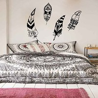 Wall Decals for Bedroom Dream Catcher Decal Boho Dreamcatcher Nursery Bohemian Decor Home MN873