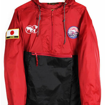 MT Fuji Windbreaker Jacket