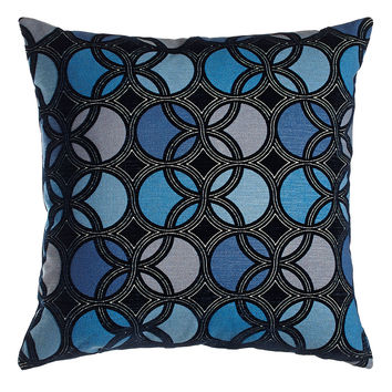 Laguna Navy Pillow - Neiman Marcus