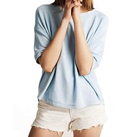 Rag & Bone/JEAN Justine White Cotton Shorts