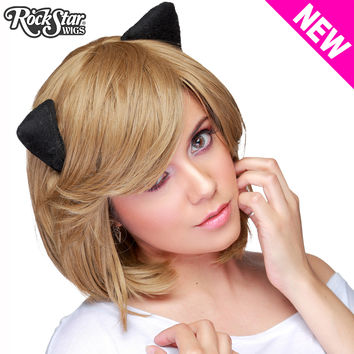 "RockStar Wigs®  Hologram 12"" - Coffee Latte -00656"