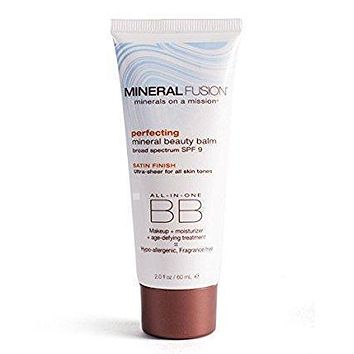 Mineral Fusion Perfecting Beauty Balm, SPF 9 - 2 Oz