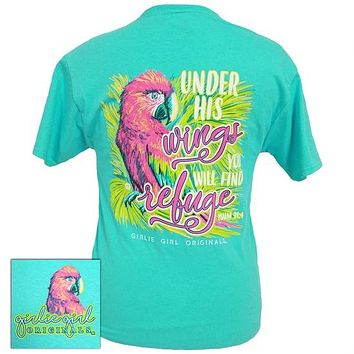 Girlie Girl Originals Under His Wings Faith T-Shirt
