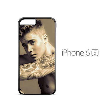 Justin Bieber Naked iPhone 6s Case