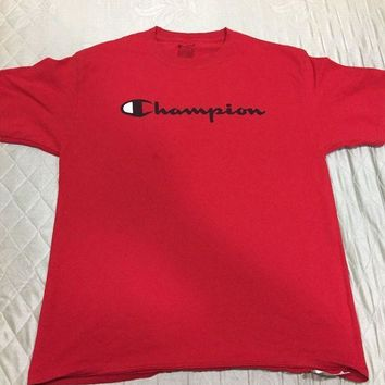 ONETOW champion t shirt large mens