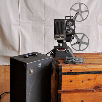 Antique Film Projector Kodascope Projector by TheVelvetBranch
