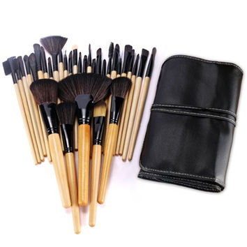 32PCs Professional Makeup Brushes Set Gift