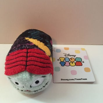 """disney store authentic nightmare before christmas sally tsum 3 1/2"""" new with tags"""