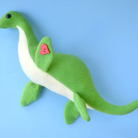 Plesiosaur Lake Monster Plush Loch Ness Monster Nessie