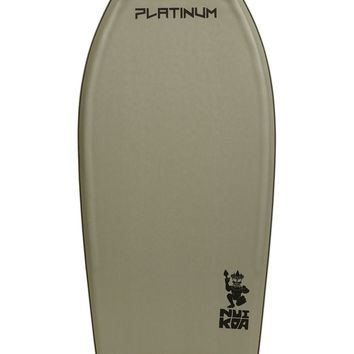 "Sola 44"" Nui Koa Pro Body Board at SwimOutlet.com - Free Shipping"