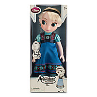 Disney Animators' Collection Elsa Doll - Frozen - 16''