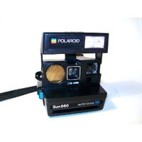 Polaroid Sun 660 Auto Focus SE Camera