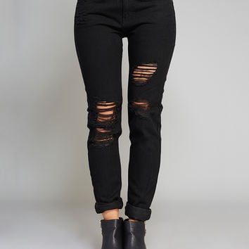 REWASH™ Vintage Reunion Roll Cuff Jeans | Wet Seal