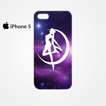 Sailor Moon Galaxy Stars for Iphone 4/4S Iphone 5/5S/5C Iphone 6/6S/6S Plus/6 Plus 3D Phone case