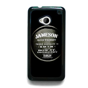 JAMESON WHISKEY HTC One M7 Case Cover