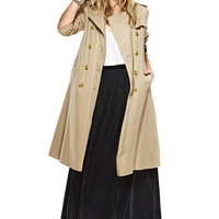 Burberry Priority Trench Coat