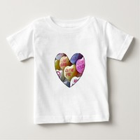HEART CANDY IMAGES ON ITEMS BABY T-Shirt