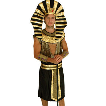 Egypt Pharaoh Egypt prince cosplay halloween costumes for men masquerade Party Dressing Men CO43149162