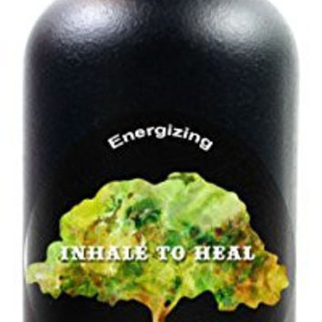 Inhale to Heal Natural Energizing Essential Oil Blend 1 Ounce