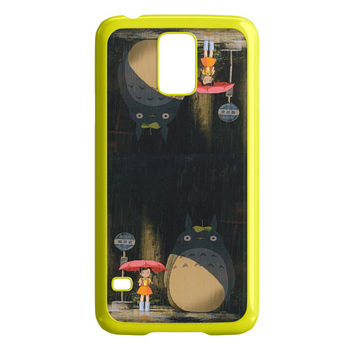 Totoro Face Samsung Galaxy S5 Case