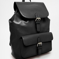 ASOS Structured Pocket Backpack