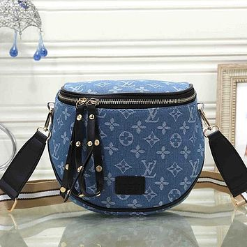 Louis Vuitton LV Women Fashion Bucket Bag Crossbody Shoulder Bag Satchel