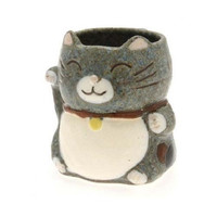 Lucky Cat Mugs (Multiple Colors Available)