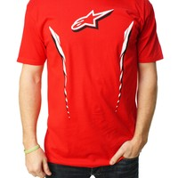 Alpinestars Men's Axial Graphic T-Shirt